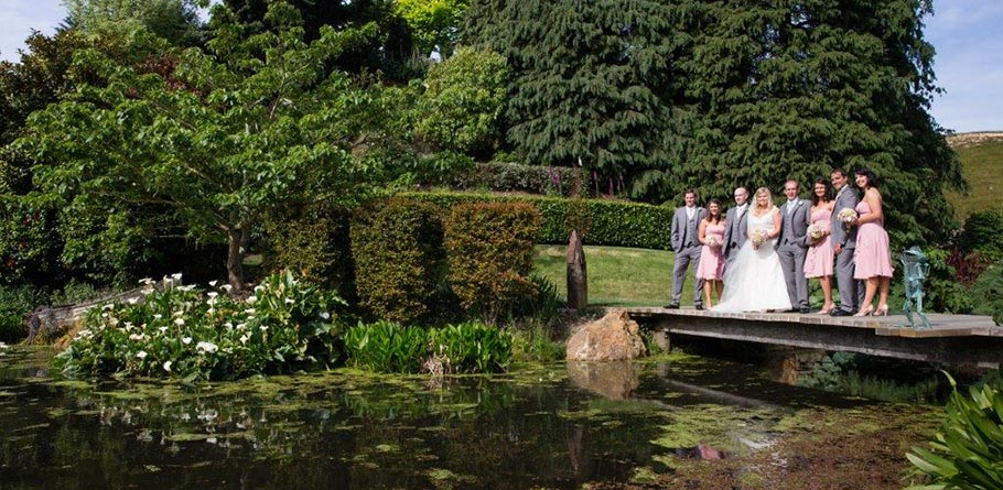 Thackwood Cottage Garden, heralded as one of New Zealand's most significant gardens, is available to hire for weddings, naming ceremonies, high teas and special occasions all year round.